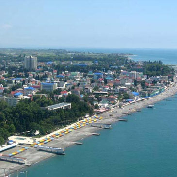 Sochi beach hotels